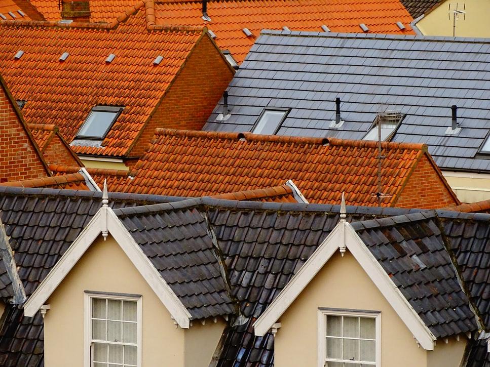 Roofing of homes in Norwalk CT